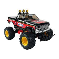 Tamiya 1/10 Blackfoot Monster Truck 2016 2WD Kit | TowerHobbies.com
