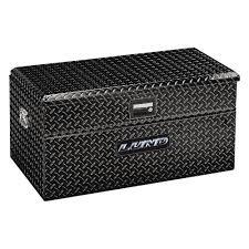 Lund® 79436 - Standard Single Lid Flush Mount Chest Tool Box