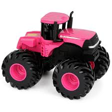 Pink Case IH Toy Tractor Monster Treads | Shop Case IH
