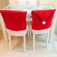 Christmas Chair Back Cover Decoracion Navidad Santa Clause Red Hat ... Wolf Fniture Pennsylvania Maryland Virginia Stores Buy Kitchen Ding Room Chairs Online At Overstock Our Best 17 Coastal Decoration Ideas Gorgeous Interior Beach Outdoor For Sale Patio Prices Brands Review Chair Wikipedia Indiana Wedding Decators Covers Of Lansing Doves In Flight Decorating New Acapulco Sklum Industrial Midcentury Modern Furnishings And Decor Industry West Ding Room Table Set Christmas Dinner With Pohutukawa Flower Office Home The Depot Canada