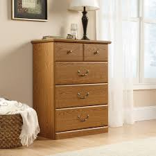 Black Dresser 4 Drawer by Orchard Hills 4 Drawer Chest 401291 Sauder
