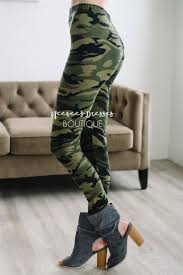 cute camo print leggings affordable trendy and modest clothing