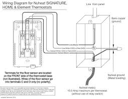 Warm Tiles Thermostat Instructions Manual by Signature Thermostat By Nuheat Floor Heating