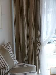 gardine vorhang baumwolle 140 x 260 creme beige taupe