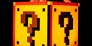 Mario Question Mark Block Lamp by Sublime Gadgets Super Mario Bros Question Block Lamp U2013 Sublime