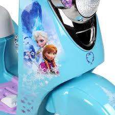 Frozen Bathroom Set At Walmart by Disney Frozen 3 Wheel Scooter 6 Volt Battery Powered Ride On