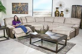 austin cafe 6 piece left facing chaise sectional mor furniture