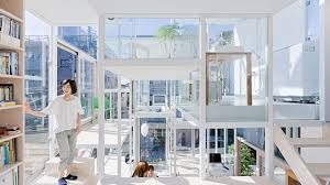 100 House Na Transparent In Japan