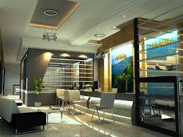 Travel Agency Office Interior Design Trend Dining Table Decoration By Decorating