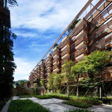 100 Woha Design WOHA Architects At The Grove In Guangzhou China