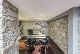 100 Modern Stone Walls Desk Chairs And Stone Walls In Modern Office D145_38_628