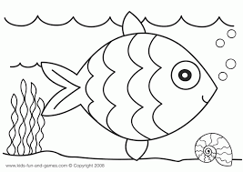 Colouring Pages Ocean Animals Realistic Coloring