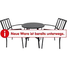 outsunny sitzgruppe als 3 teiliges set schwarz essgruppe esstisch set runder tisch mit 2 stühlen