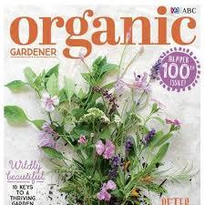 Organic Gardener Magazine Home