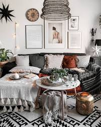monochrome bohemian scandi mk boho on somegr