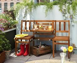 balkonbank mit tisch tchibo bild 3 living at home