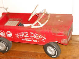 Pedal Car Restoration | C & N Reproductions Inc 1960s Murry Fire Truck Pedal Car Buffyscarscom Vintage Volunteer Dept No 1 By Gearbox Syot Deluxe Fire Truck Pedal Car Best Choice Products Ride On Truck Speedster Metal Kids John Deere M15 Nashville 2015 Kalee Toys From Pramcentre Uk Wendy Chidester Engine Pedal Car Pating For Sale At 1stdibs Radio Flyer Fire Dolapmagnetbandco 60sera Blue Moon Vintage Ford Gearbox Superman Awespiring Instep Baghera Red Neiman Marcus