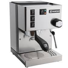Rancilio Silvia Espresso Machine M