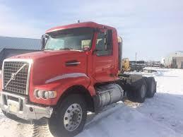 100 Day Cab Trucks For Sale 2007 Volvo VHD64F200 Tandem Axle Truck D12 465HP 13 Spd