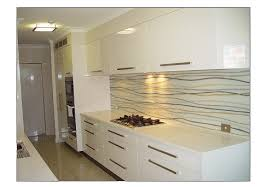 Coloured Glass Splashbacks From Moondani Design In