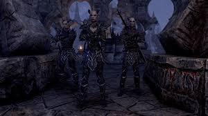 Dremora line Elder Scrolls