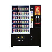 China TCN Cup Noodle Vending Machine Nescafe Coffee For Sale