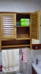 cd ni schönheit bambus fensterläden hängeschrank badezimmer wandschrank europäischen stil küche doppeltür hängen schrank schrank