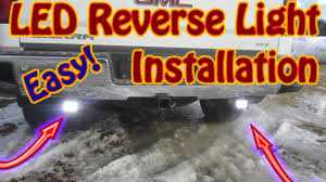 DIY How To Install An Auxiliary Backup Light Set On A GMC Vehicle ... 2017 Gmc Sierra Hd Powerful Diesel Heavy Duty Pickup Trucks All Star Buick Truck In Sulphur Serving The Lake Charles Balise Chevrolet Springfield Ma Serves Enfield Your New Used Dealer Conway Near Bryant Sherwood And Thompsons Familyowned Sacramento Lee Boonville Oneida Rome Utica Ny 2015 2500hd Price Photos Reviews Features Diy How To Find A Vacuum Leak On Car Suv Locate St Louis Area Laura Gmc Medium