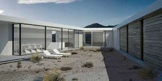 104 Mojave Desert Homes Houses La Quinta Residences California E Architect