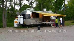 Airstream As A Food Truck In New Hampshire - YouTube Shiny Stainless Steel China Supply Produce Airstream Food Truck For Manufacturers And Suppliers On Snow Cone Shaved Ice Food Truck For Sale Fully Loaded Nsf Approved Kitchen 2011 Customized Outdoor Mobile Avilable 2018 Qatar Living 2014 Custom Show Trucks For Airstreams Nest Caravans Trailers Are Small Towable Insidehook Jack Daniels Operation Ride Home Air Stream Trailer Visit Twin Madein Tampa Area Bay The Catering Co Ny Roaming Hunger