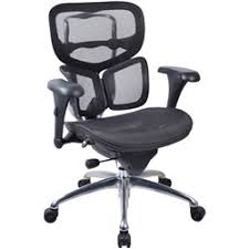 Workpro Commercial Mesh Back Executive Chair Black by Cloud Ergonomic Executive Chair With Arms Mesh Back Fabric Seat