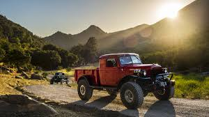 The Legacy Power Wagon Is The New King Of Trucks | Autoweek