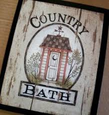 country outhouse bathroom decorating ideas walls outhouse