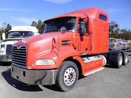2000 Mack CX613 Tandem Axle Sleeper Cab Tractor For Sale By Arthur ...