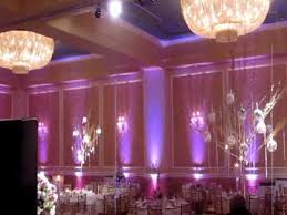 indian wedding dj led up lights wall washes for your next