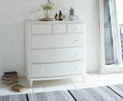 Chalker Chest White Chest of Drawers