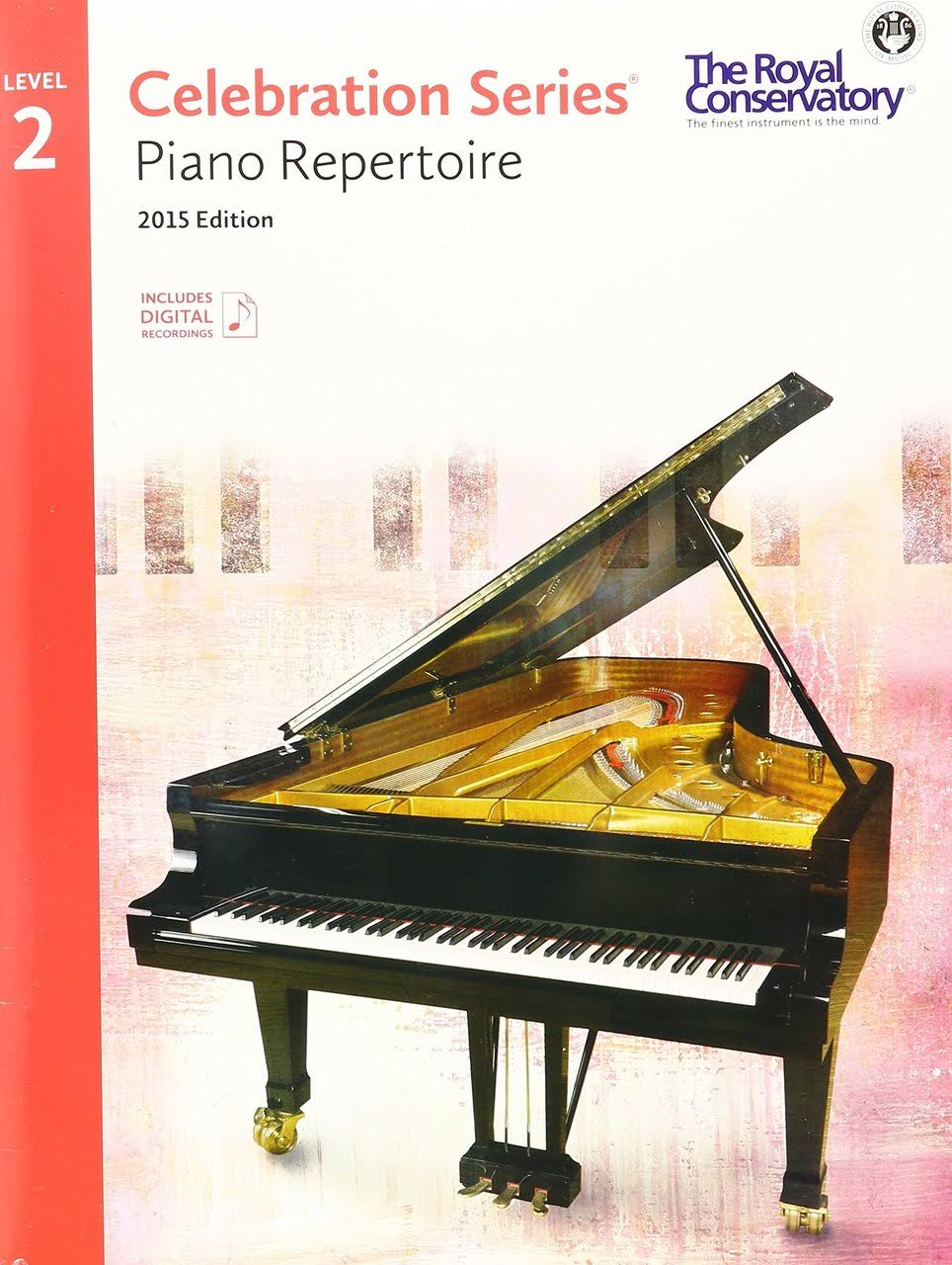Royal Conservatory Celebration Series Piano Repertoire