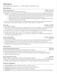 Professional ATS Resume Templates For Experienced Hires And College ...
