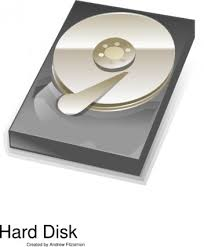 Computer Storage Devices Clipart 1