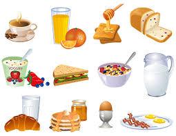 70 Breakfast Pictures Clip Art