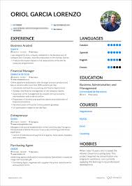 The Best Business Analyst Resume Shows Courage