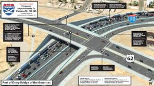 El Paso Development News: Access To Bridge Of The Americas From ... Truck Driving Schools In El Paso Best Image Kusaboshicom Navajo Express Heavy Haul Shipping Services And Careers How Many Hours Can A Texas Driver Drive Day Anderson Kfox14 Traffic Kfoxtraffic Twitter School Lessons Teen Instruction Swift Cdl Traing Coastal Transport Co Inc Mother Killed By Car After Trying To Save Children At School Missouri Championships In Branson Prime Truck Ticket Lawyer Robert Navar Local Jobs Resource