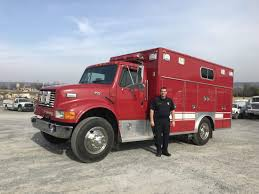 Madison County Fire Department Purchases 1994 International Medium ... 1965 Intertional Co 1600 Fire Truck Fire Trucks Pinterest With A Ford 460 Ci V8 Engine Swap Depot 1991 Intertional 4900 For Sale Youtube 2008 Ferra 4x4 Pumper Used Details Upton Ma Fd Rescue 1 Truck Photo Metro A Step Van Delivery Flower Pot 2010 Terrastar Firetruck Emergency Semi Tractor Tanker Girdletree Md Engines Stock Vector Topvectors Kme To Milford Bulldog Apparatus Blog