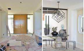 Mid Century Modern House Designs Photo by Before After Design Transformations Inside A Mid Century Modern Home