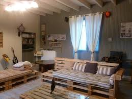 Outstanding Living Room Furniture DIY Diy Pallet Sitting Plans 99 Pallets