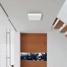 led bad deckenleuchte square mit bewegungsmelder