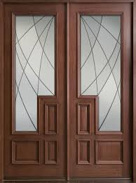 Exterior: Breathtaking Picture Of Modern White Wood Double ... Top 15 Exterior Door Models And Designs Front Entry Doors And Impact Precious Wood Mahogany Entry Miami Fl Best 25 Door Designs Photos Ideas On Pinterest Design Marvelous For Homes Ideas Inspiration Instock Single With 2 Sidelites Solid Panel Nuraniorg Church Suppliers Manufacturers At Alibacom That Make A Strong First Impression The Best Doors Double Wooden Design For Home Youtube Pin By Kelvin Myfavoriteadachecom