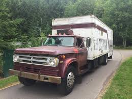 100 24 Foot Box Trucks For Sale Hemmings Find Of The Day 1971 Dodge D700 SM1 Box T