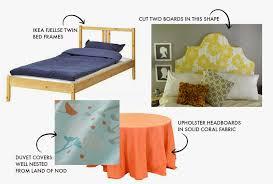 Fjellse Bed Frame Hack by Design Megillah Making Ikea Bed Frames Look Lux