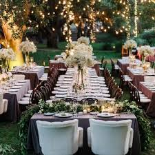 Outdoor Wedding Ideas Weddings